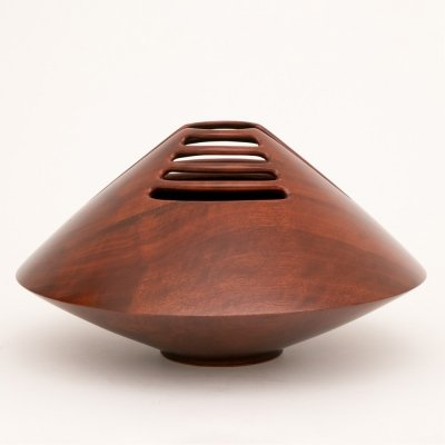 Jarrah Wood Sculpture by Greg Collins, 1989
