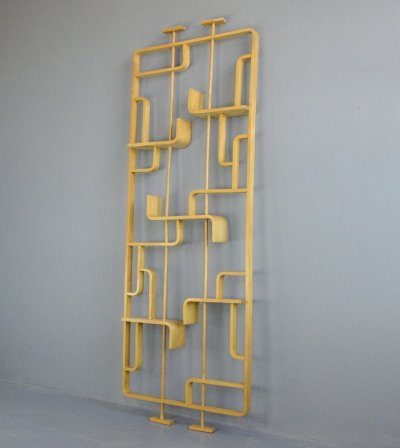 Mid Century Room Divider by Ludvik Volak, Circa 1960s