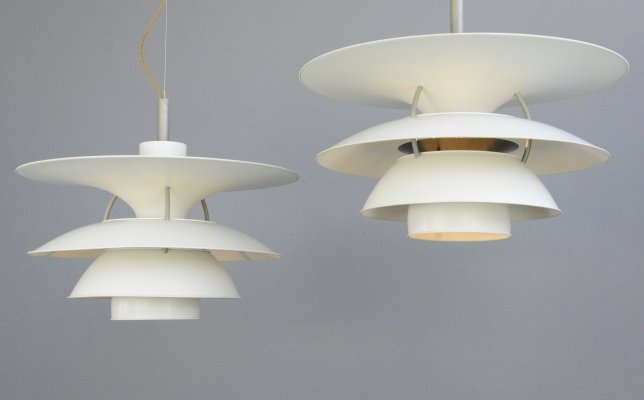 Model PH6 Pendant Light by Poul Henningsen for Louis Poulson, Circa 1960s