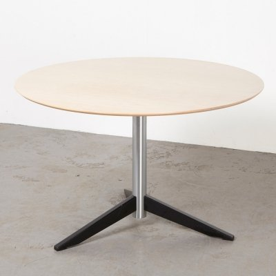 Martin Visser TE06 Dining Table for 't Spectrum, 1961