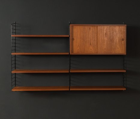 String Wall Unit by Nils Strinning, 1950s