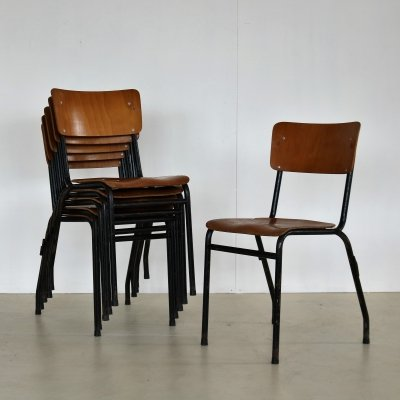 45 x vintage dining chair, 1960s