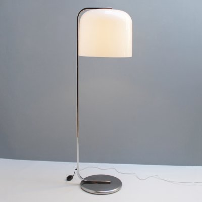 Italian Floor Lamp 'Alvise' by Luigi Massoni for Guzzini