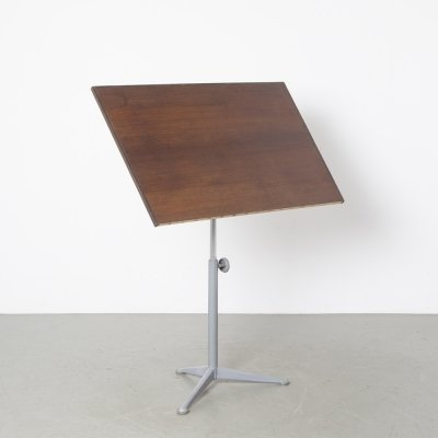 Reiger Drafting table by Friso Kramer for Ahrend de Cirkel