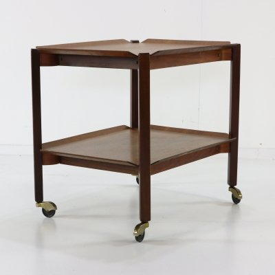 PT10 serving trolley by Cees Braakman for Pastoe, 1960s