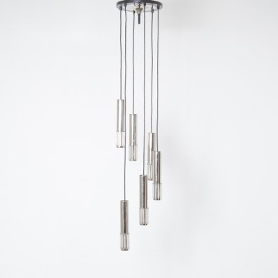 Schmahl & Schultz hanging lamp with 6 cylinders