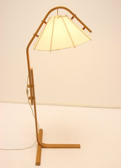 Floor lamp by Jan Wickelgren for Aneta Sweden, 1970s