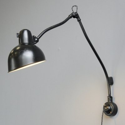 Kaiser Idell Wall Light, Circa 1930s
