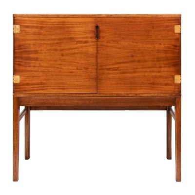Danish Midcentury Drinks Cabinet by Svend Langkilde, c.1960