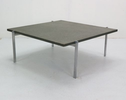 Poul Kjaerholm PK61 Coffee Table for E. Kold Christensen, Denmark 1950