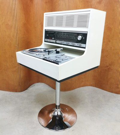 Rosita Space Age Commander music player by Theo Schmitz, 1970s