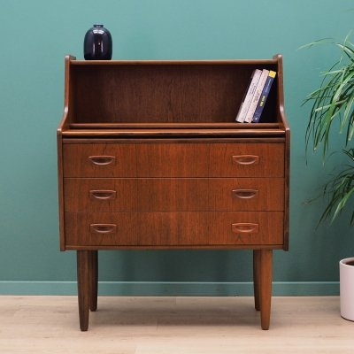 Danish design Secretaire in teak by Hanbjerg A/S, 1960s