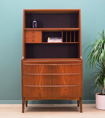 Danish design Secretaire in teak, 1970's