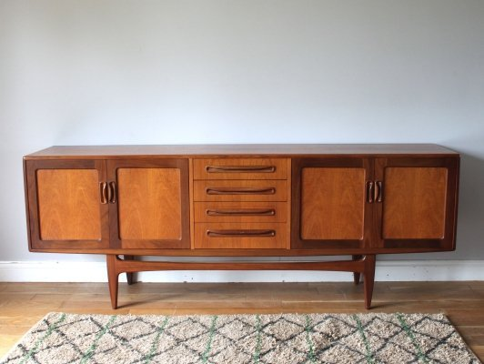 Original midcentury 1960's VB Wilkins for G Plan sideboard