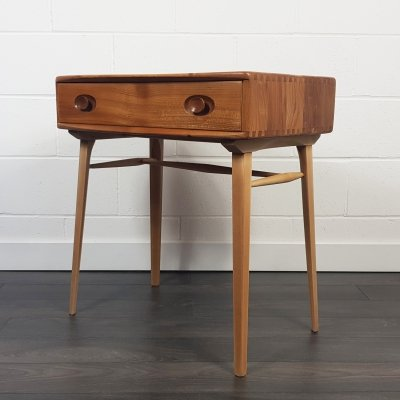 Ercol Writing Desk or Console Table, 1960s