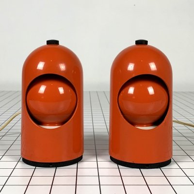 Pair of Selene Table Lamps from ABM, 1960s