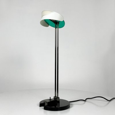 Fritz Table Lamp by Perry King & Santiago Miranda for Arteluce, 1980s