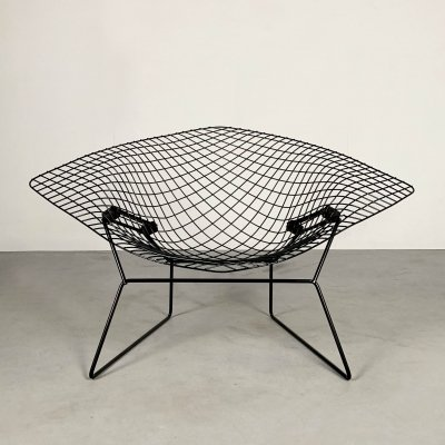 Large Diamond Lounge Chair by Harry Bertoia for Knoll, 1970s