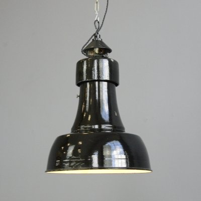 Bauhaus Pendant Light by Schaco, Circa 1920s