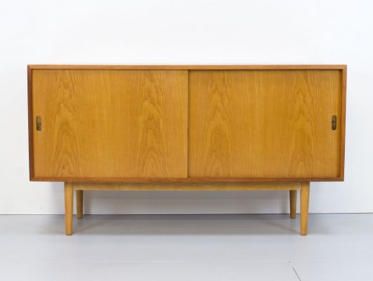 Robin Day Interplan Unit 'L' Ash Sideboard for Hille, 1950s