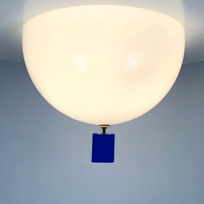 Victor P Ceiling Light by Venini, 1990s