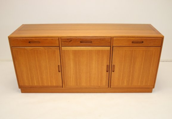 Vintage sideboard in teakwood, 1960s