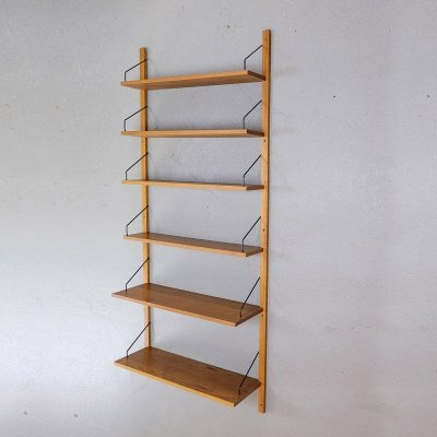 Cado royal wall shelf by Poul Cadovius, 1960s