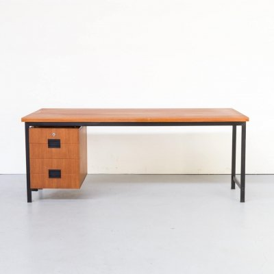 60s Cees Braakman 'EU02' writing desk for Pastoe