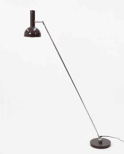 Floor lamp by H. Busquet for Hala Zeist, 1960s