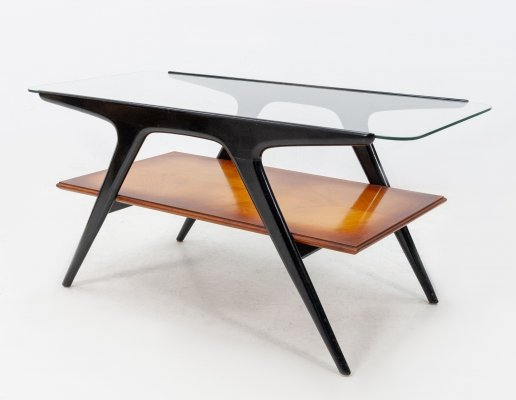 Coffee table by Cesare Lacca for Cassina, 1960s