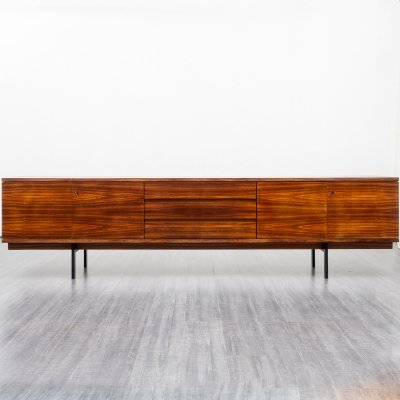 Rare rosewood '211/2' sideboard by Helmut Magg for DeWe, 1970s