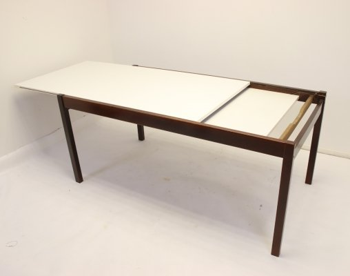 TU 31 Wengé dining table by Cees Braakman for Pastoe, 1970s
