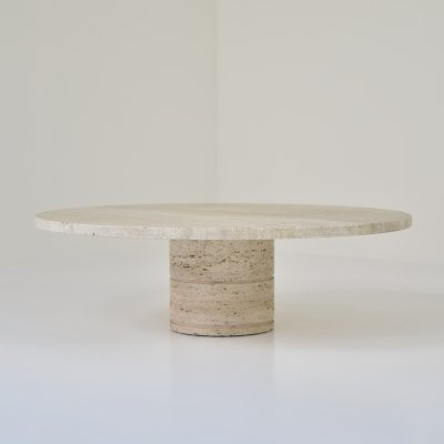 Coffee table by Angelo Mangiarotti for Up & Up, Italy 1970's