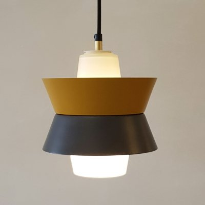 Danish hanging lamp by Voss Belysning, 1970s