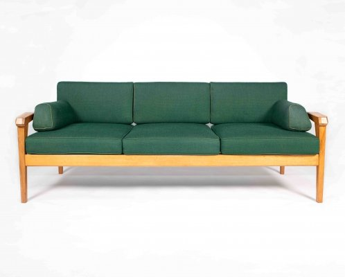Three-seater sofa by Felix Kayser for Schiller-Möbel