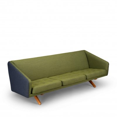 Danish Design ML-90 3-seater sofa by Illum Wikkelsø, 1960s