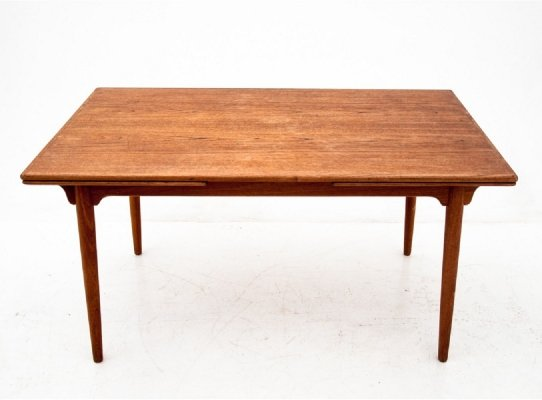 Danish Teak Dining Table, 1960s
