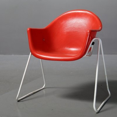Childrens Chair by German Architect Walter Papst for Wilkhahn