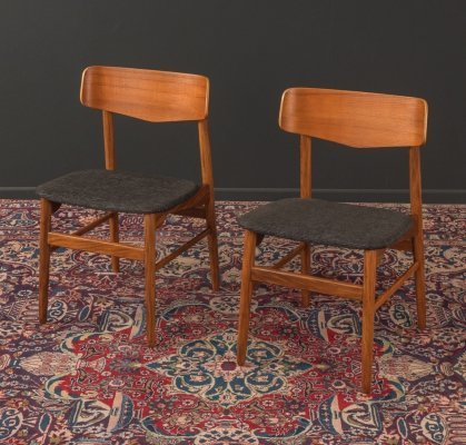 Pair of dining chairs, Germany 1960s