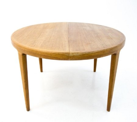 Teak Dining Table by Johannes Andersen, 1960s