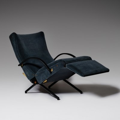 Osvaldo Borsani P40 Lounge Chair for Tecno, Italy 1955