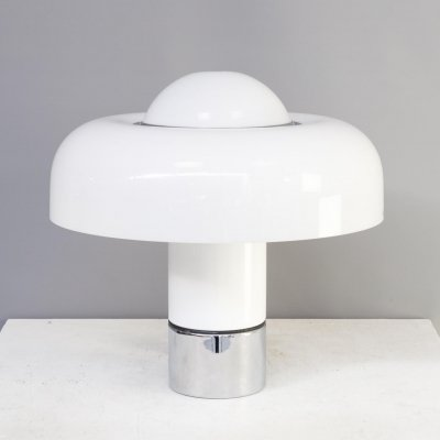 'Brumbry' table lamp by Luigi Massoni for Harvey Guzzini, 1970s
