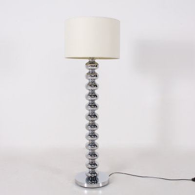 Space age style floor lamp, 1970's