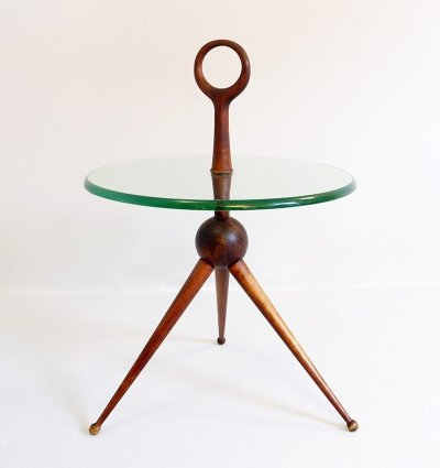 Tripod Side Table by Cesare Lacca, 1950s