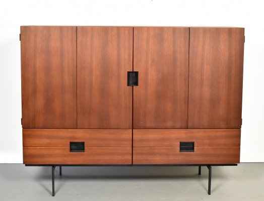 CU04 cabinet by Cees Braakman for Pastoe, 1960s