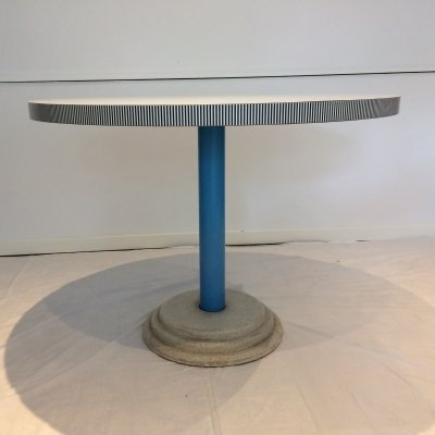 Italian design 'Kroma' table by Antonia Astori for Driade, 1985
