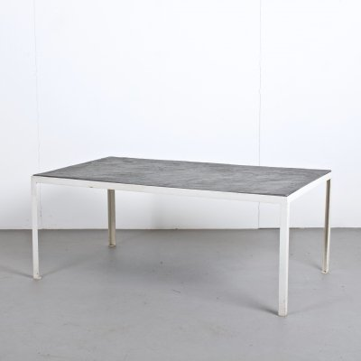 Floris Fiedeldij Slate Coffee Table for Artimeta, The Netherlands 1960s