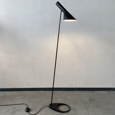 Visor floor lamp by Arne Jacobsen for Louis Poulsen Denmark, 1960s