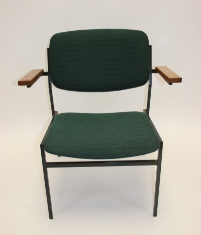 Dutch design dining chair by Gijs van der Sluis, 1960s