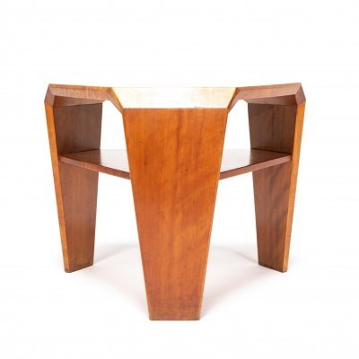Anthroposophical side table Mod. 384 by Felix Kayser